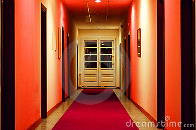 Red lobby