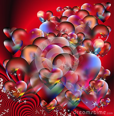 Free Red Love And Valentine Stock Photos - 64985643