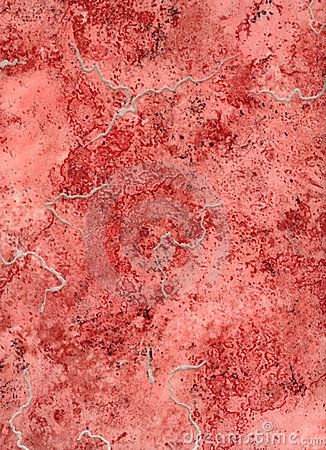 Red marble abstract texture