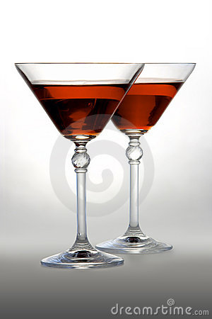 Free Red Martini Royalty Free Stock Photo - 526245