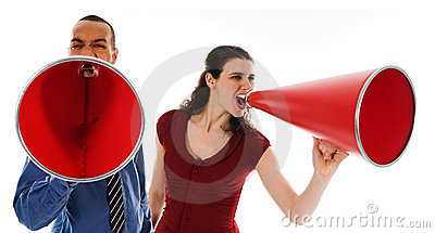 Red Megaphone Team