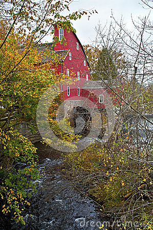 Red Mill Autumn