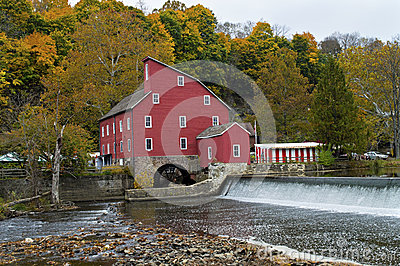 Red Mill Clinton