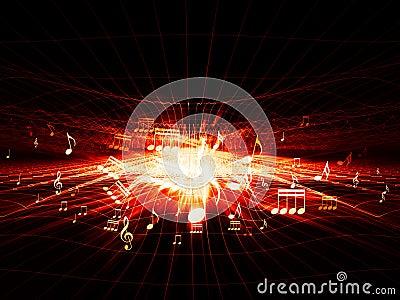 Red Music Shockwave