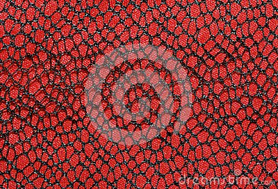 Red Net Pattern Background