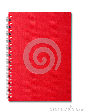 Red  Note Book