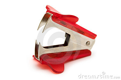 Red office tool