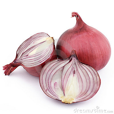 Free Red Onion Royalty Free Stock Image - 17816076