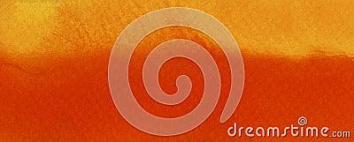 Red orange watercolor wash