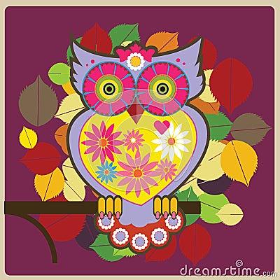 Red owl queen