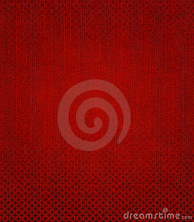 Red Painted Texture