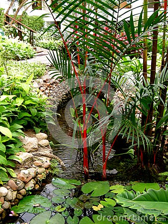palm garden pattaya thailand