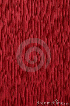 Red paper with texture