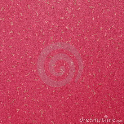 Red paper textured. Book cover