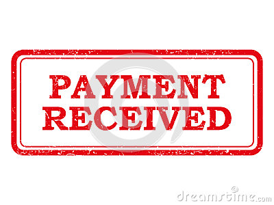 Image result for payment received