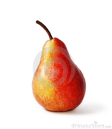 Red pear