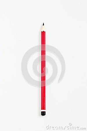 Free Red Pencil Stock Images - 39616214