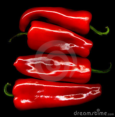 Free Red Pepper Stock Photo - 4141040