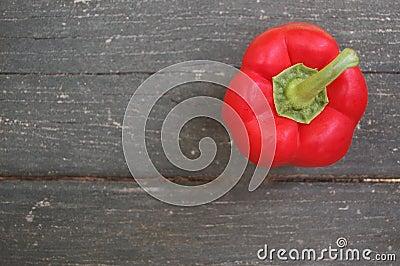 Red pepper capsicum annuum