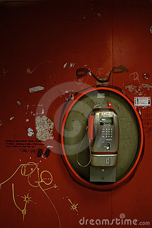 Free Red Phone Stock Photography - 2651842