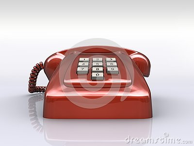 Red Phone (Old Concept)