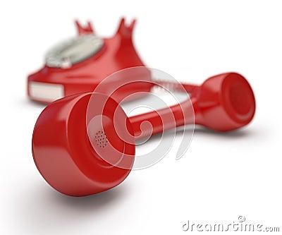 Red Phone Speaker
