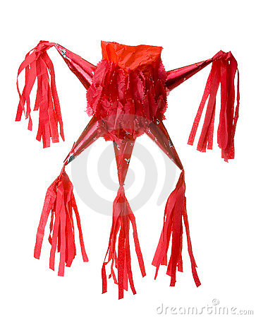 Free Red Pinata Stock Photo - 1762260