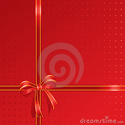 Free Red Present Box Royalty Free Stock Photography - 5883857