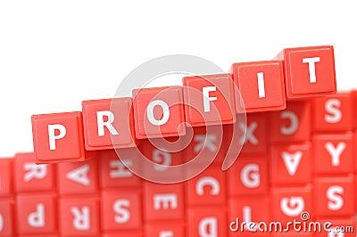 Red profit