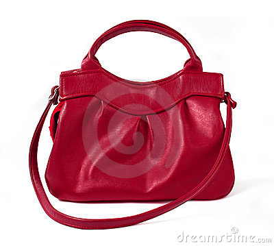 Free Red Purse Stock Image - 21891441