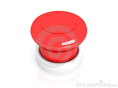 Red Pushbutton