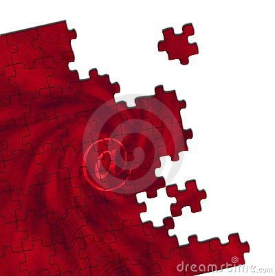 @ red puzzle