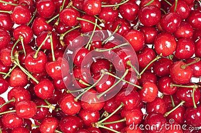 Red raw Chery