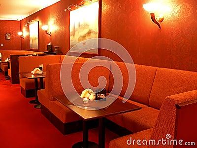 Red restaurant