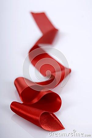 Free Red Ribbon Royalty Free Stock Photos - 14278578