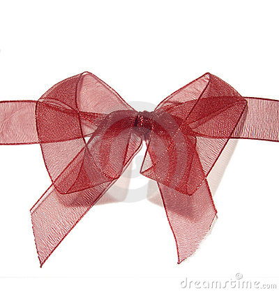 Free Red Ribbon Stock Photography - 55642