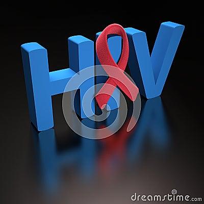 Red Ribbon HIV