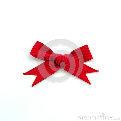 Free Red Ribbons. Stock Photos - 40985513