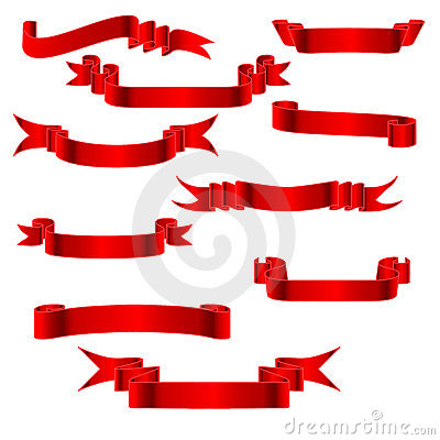 Red ribbons v.1