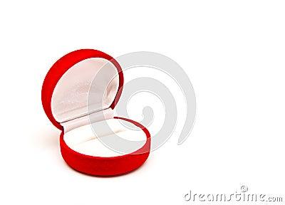 Red ring box