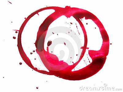 Red ring stain