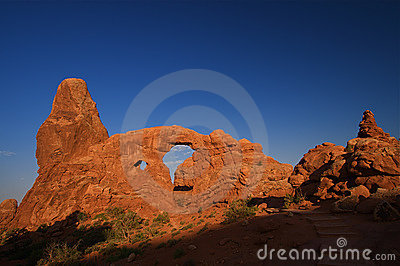 Red Rock Arches