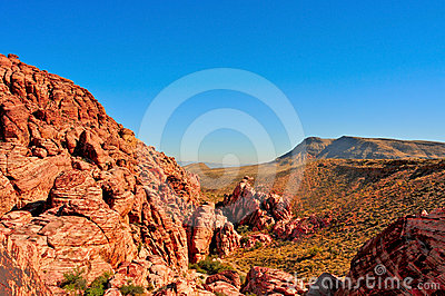 Red Rock Canyon  Nevada, United State