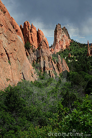 Red Rock Fins