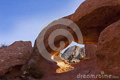 Red Rock Window Arch