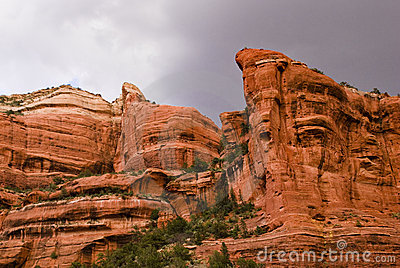 Red Rocks, Boynton Canyon