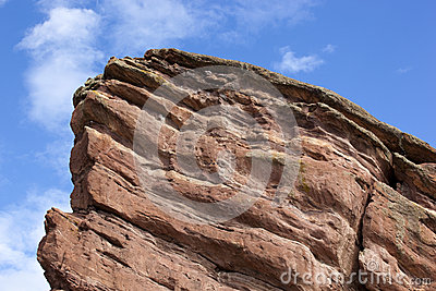 Red Rocks in Colorado