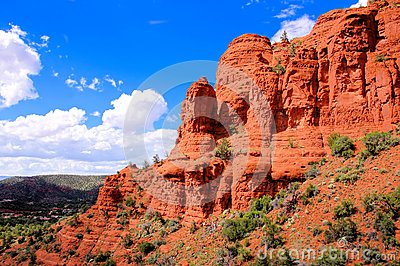Red rocks of Sedona, USA
