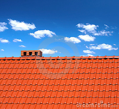Free Red Roofing-tiles Royalty Free Stock Photos - 5914828