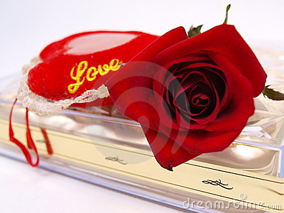Red Rose Chocolate Valentine 2